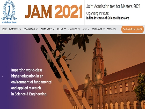 IIT JAM Admit Card 2021: How To Download IISc IIT JAM 2021 Admit Card At jam.iisc.ac.in