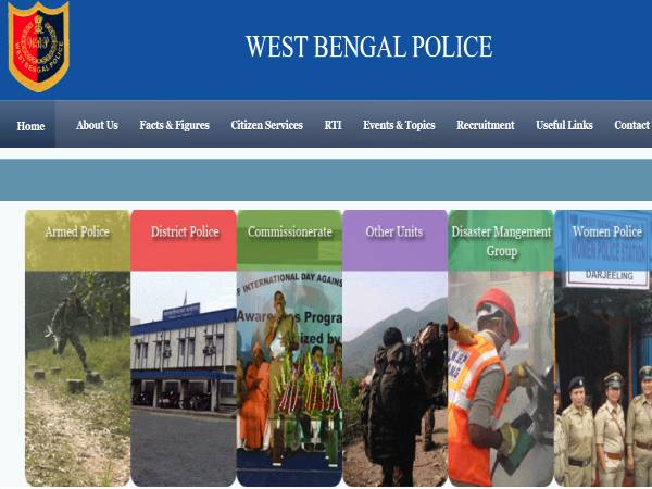 West Bengal Police Recruitment 2021 For 8,632 Constables And Lady Constables, Apply Online Before February 20