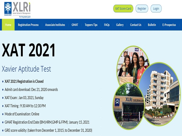 XAT Result 2021 Announced