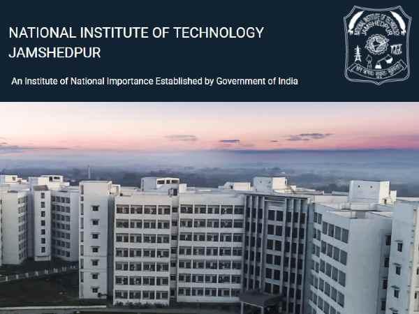 NIT Jamshedpur Recruitment 2021: 73 Posts
