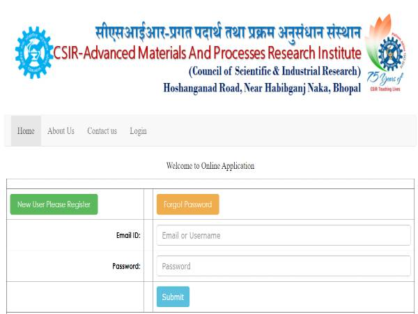 CSIR Recruitment 2021: Scientists, Sr. Scientists