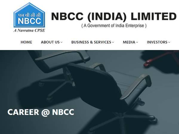 NBCC Recruitment 2021: Marketing Executives