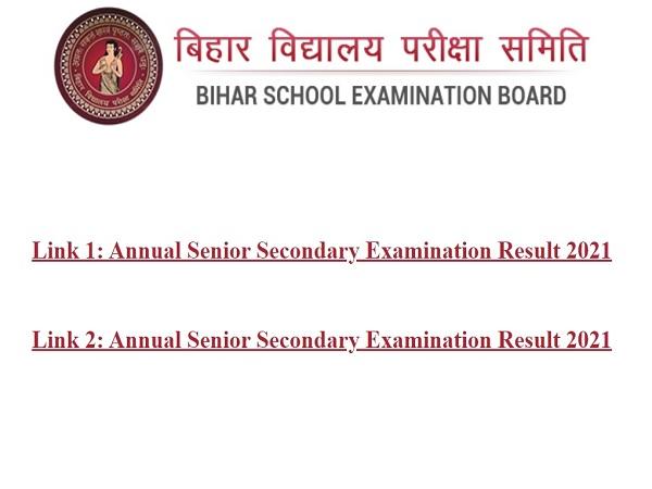 Bihar Board 12th Result 2021 Declared