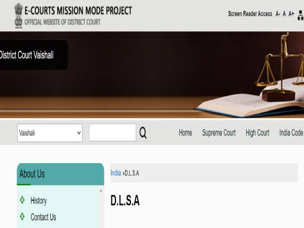 DLSA Recruitment 2021 For 100 Para Legal Volunteers Posts, Apply Offline For DLSA PLV Jobs Before March 12