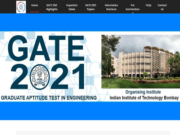 GATE Result 2021 To Be Declared On March 22