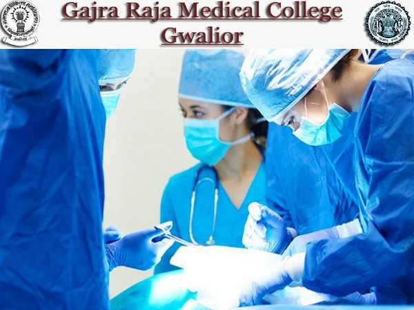 GRMC Gwalior Recruitment 2021 For 354 Staff Nurse Posts, Apply Online Before March 30