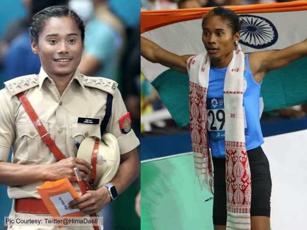 Meet Hima Das, The Woman Who Inspired The Nation