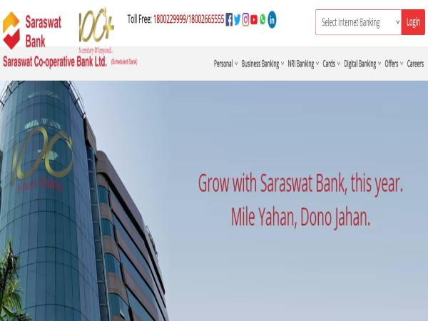 Saraswat Bank Recruitment 2021 For 150 Junior Officer Posts, Apply Online Before March 19 On Saraswatbank.Com