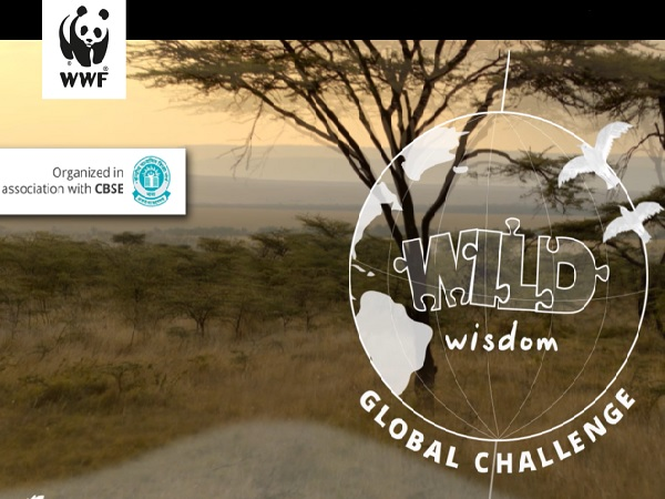 CBSE WWF India Wild Wisdom Global Challenge 2021 Quiz Competition For Students Of Classes 6-9