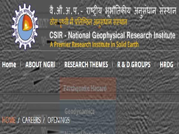 CSIR Recruitment 2021: 38 Technical Asst/Officer