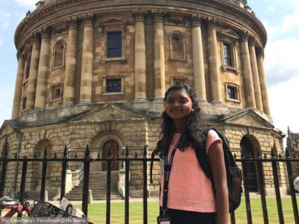 Jharkhand Girl Gets Harvard University Scholarship