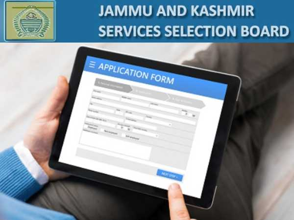JKSSB Recruitment 2021 For 2311 Patwari, Jr Assistant, Stenographer And Other Posts, Apply Online Before May 1