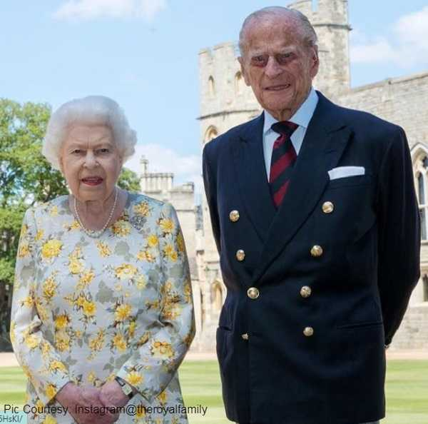Prince Philip: Some Facts And His Military Career