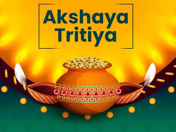 Akshaya Tritiya 2021: Know The Significance Behind The Celebration Of This Festival