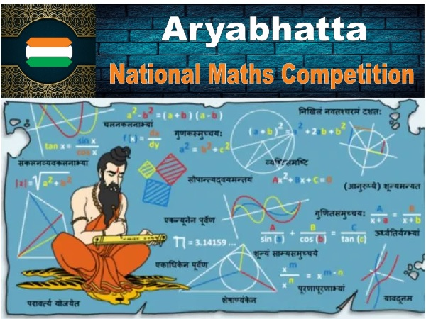 Aryabhatta National Maths Competition 2021, Apply Before May 20