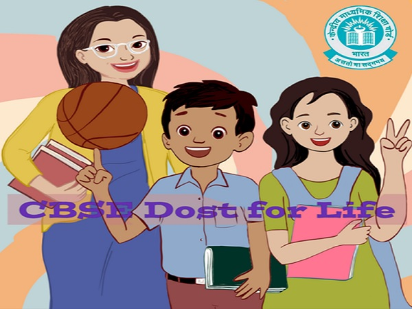CBSE 'Dost for Life' App Launched For Well-being Of Students