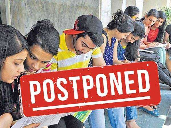JEE Main Exam 2021: JEE Main 2021 Postponed For May Session Amid Covid Surge, Check Details