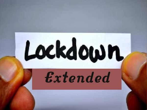 Govt. of Karnataka Extends Lockdown Till June 7