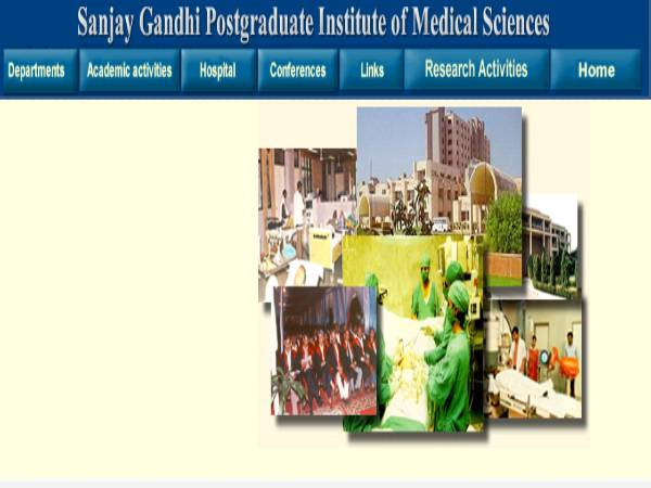 SGPGIMS Recruitment 2021 Notification For 50 Senior Residents, E-mail Applications Before May 20