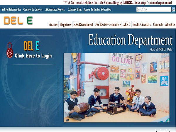 Delhi 9th And 11th Result 2021: How To Download Marksheet At edudel.nic.in