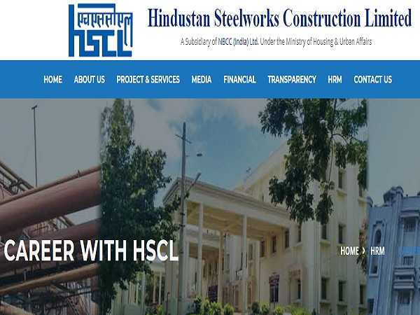 HSCL Recruitment 2021 For 20 General Manager And Other Posts, Apply Online Before July 14