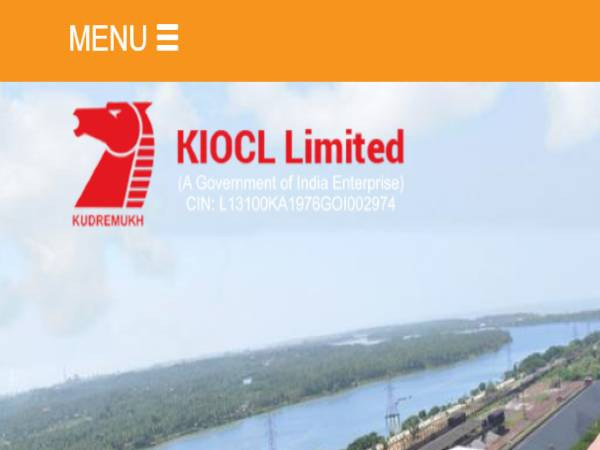 KIOCL Recruitment 2021 For Executive Trainees And Managerial Posts, Apply Online Before July 25