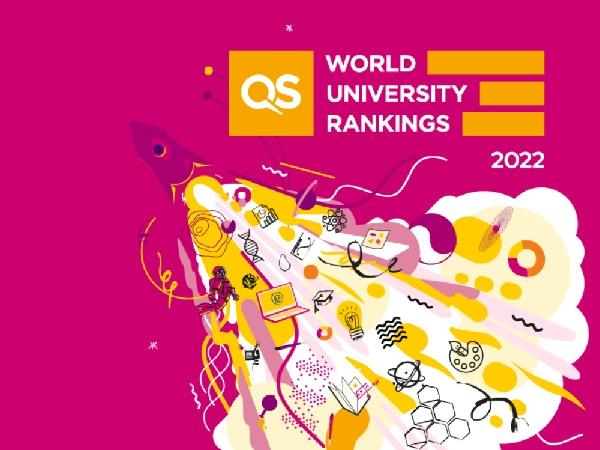 QS World University Rankings 2022: Top Indian Universities In QS Ranking 2022
