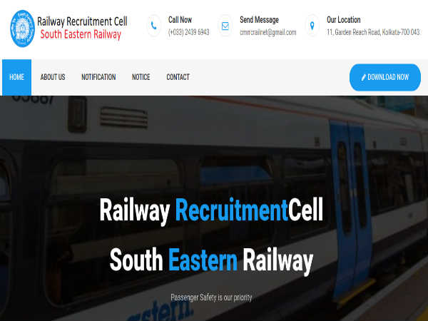 South Eastern Railway Recruitment 2021 For Contract Medical Practitioners (CMP) Posts, E-mail Before June 14