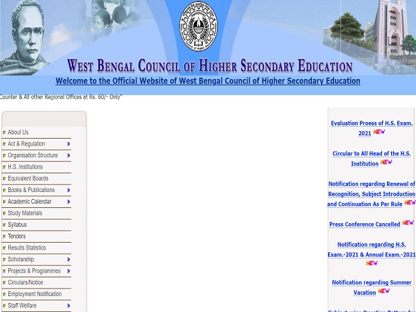 West Bengal Board Result 2021: Evaluation Criteria Released For Madhyamik And HS Exams