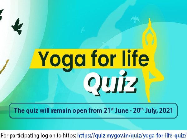 National Yoga Quiz Competition 2021: Students Can Participate Till July 20