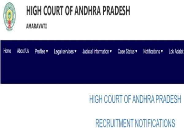 AP High Court Recruitment 2021 For 68 Civil Judge Posts, Apply Online Before August 20