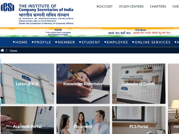 ICSI CSEET Result 2021 Declared, Check CS Executive Entrance Test (CSEET) July 2021 Result Link
