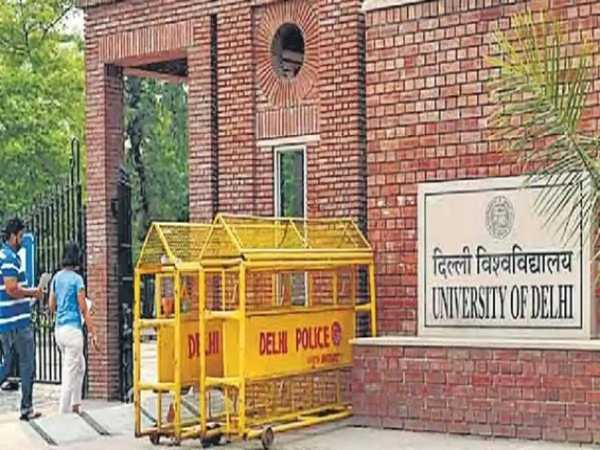 Delhi University Admissions 2021 From Aug 2