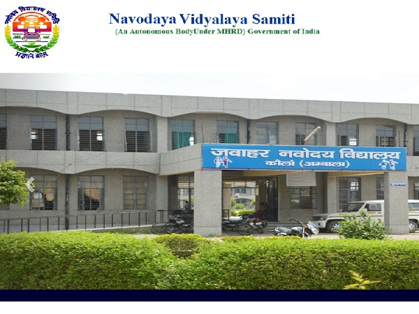 JNVST Class 6 Exam 2021 To Be Held On August 11