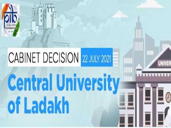 Ladakh's First Central University: Cabinet Approves Establishment Of Central University In Ladakh
