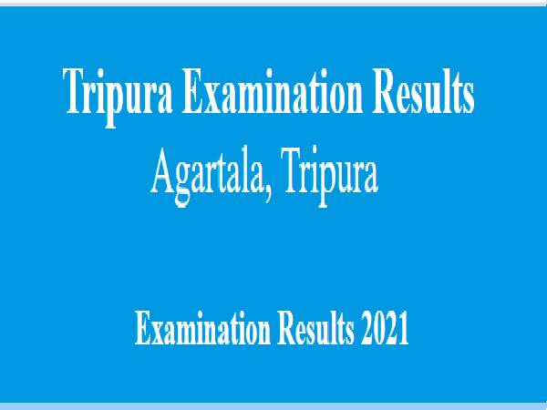 Tripura Board Result 2021: Tripura Board Class 10th 12th Result 2021 Declared. Here's How To Check TBSE Result