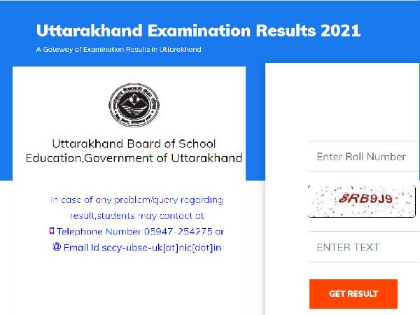 Uttarakhand Board Result 2021: UK Class 10th 12th Board Results 2021 Declared; Over 99 Pass Percent Recorded