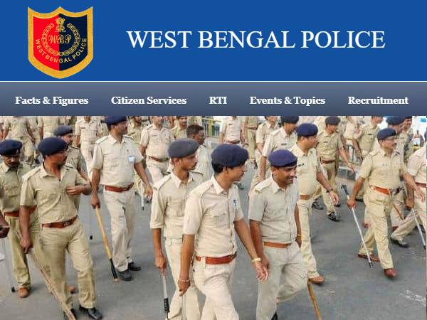West Bengal Police Recruitment 2021: 330 Posts