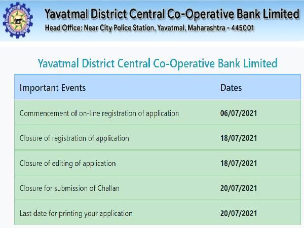YDCC Bank Recruitment 2021: 42 Clerk, Peon posts