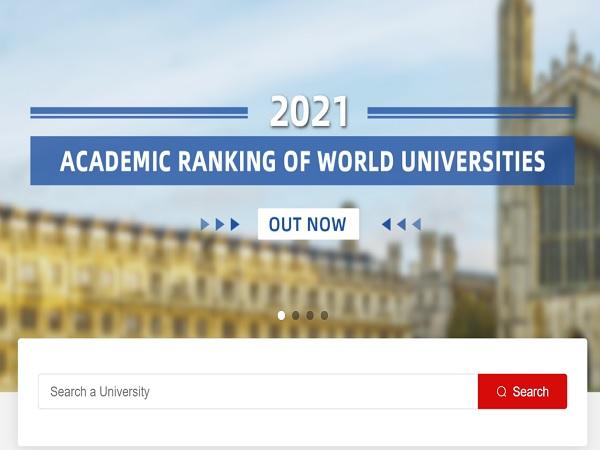 Academic Ranking of World Universities 2021