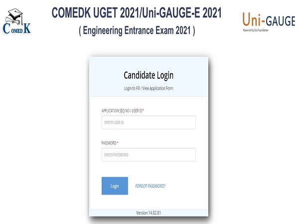 COMEDK Admit Card 2021 Released