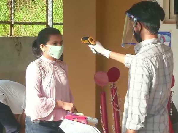 Karnataka Schools, PU Colleges Reopen