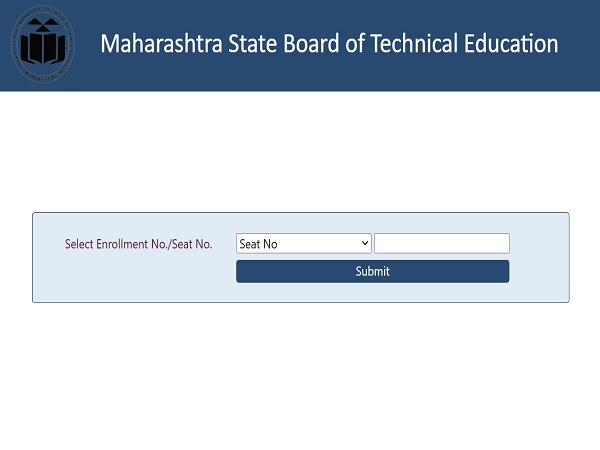 MSBTE Diploma Result 2021 Summer Declared