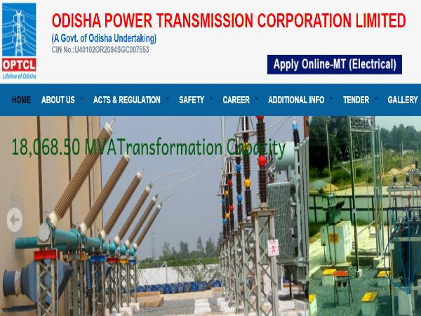 OPTCL Recruitment 2021 For 50 Management Trainee (Electrical) Posts Through GATE 2021, Apply Before August 31