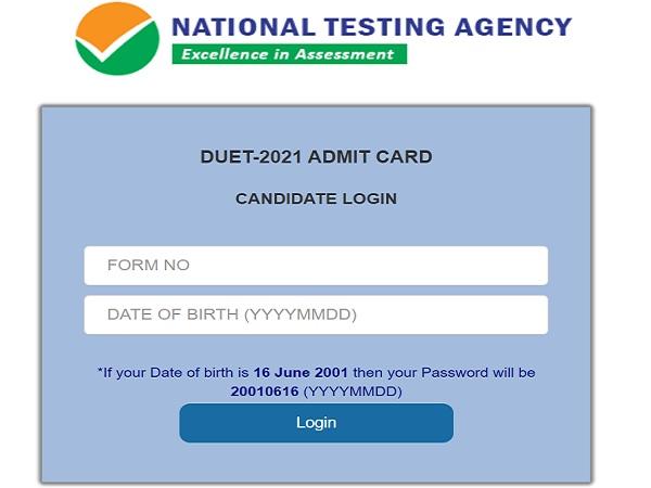 Delhi University Admit Card 2021 Released, Check Direct Link