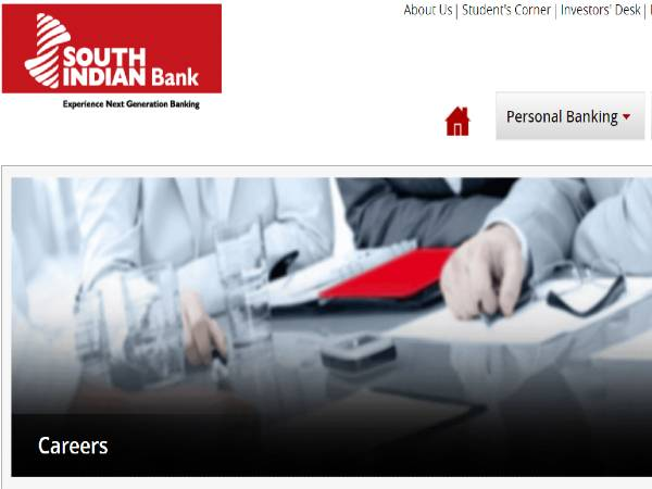South Indian Bank Recruitment 2021 For IT Officers (IT Operations And Digital Banking) Posts, Check Details