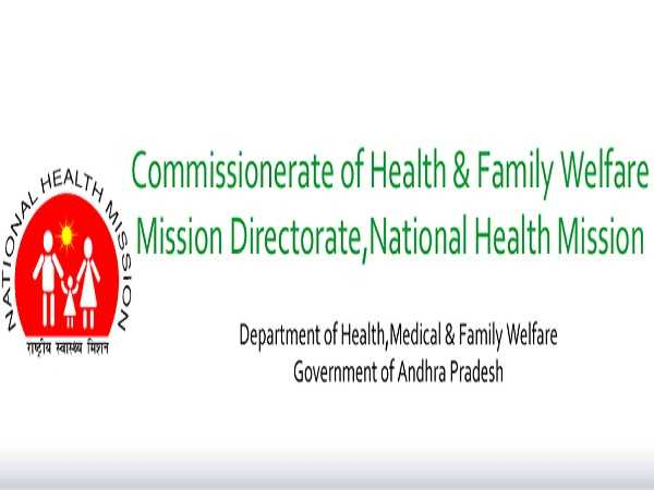 NHM Andhra Pradesh Recruitment 2021 For 3393 MLHP Posts, Apply Online Before November 6