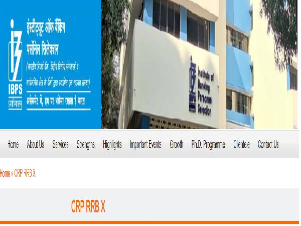 IBPS CRP RRB X Group A Scores Released, Here's How To Check IBPS RRB X Officer Scale I, II And III Scores