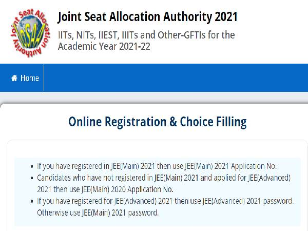 JoSAA 2021 Seat Allotment Result Released, Here's How To Check JoSAA Counselling Result 2021 Round I