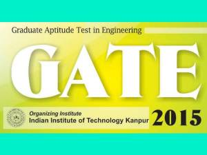 GATE 2015 to be held online on weekends from January to February, 2015